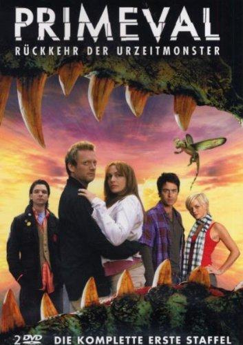 Primeval - Rückkehr der Urzeitmonster: Staffel 1 (2 DVDs)