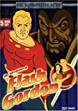 The Adventures of Flash Gordon - Die komplette Serie (5 DVDs)