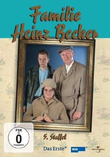Familie Heinz Becker Die komplette 5. Staffel (2 DVDs)