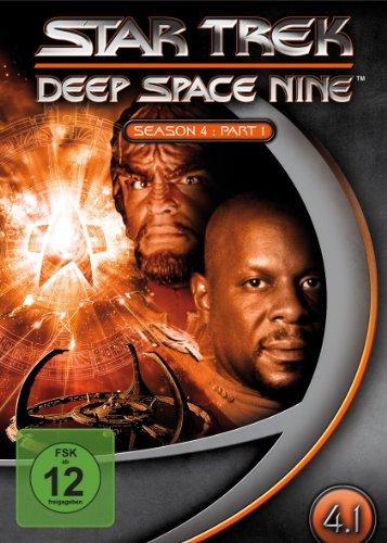 Star Trek - Deep Space Nine Season 4.1 (3 DVDs)