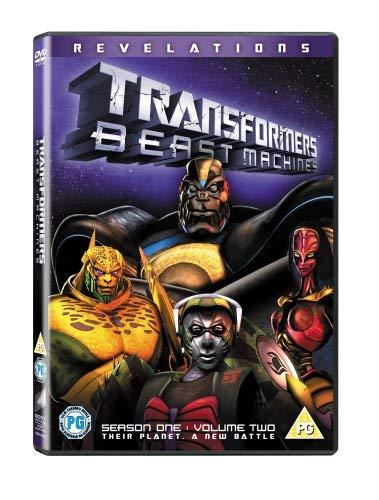 Transformers - Beast Machines
