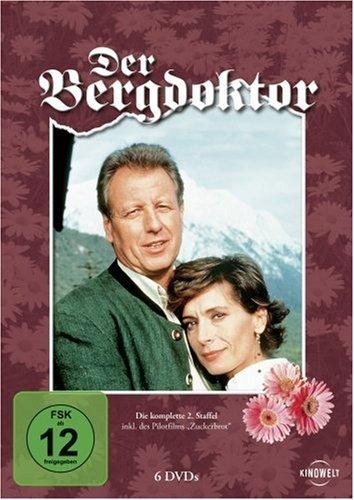 """Der Bergdoktor Staffel 2 inkl. Pilotfilm """"Zuckerbrot"""" (6 DVDs)"""