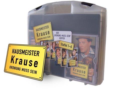 Hausmeister Krause - Ordnung muss sein Staffel 1 - 6