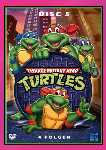 Teenage Mutant Hero Turtles 5