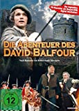 Die Abenteuer des David Balfour (2 DVDs) - Die legendären TV-Vierteiler