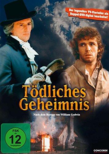 Tödliches Geheimnis (2 DVDs) - Die legendären TV-Vierteiler 2 DVDs - Die legendären TV-Vierteiler