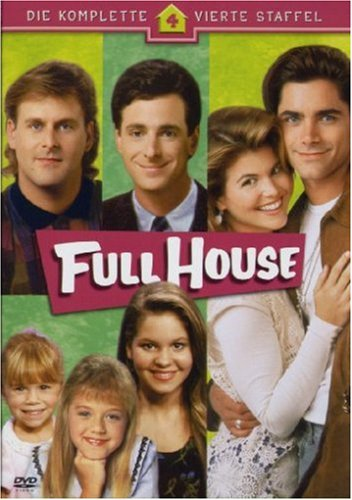 Full House Staffel 4 (4 DVDs)