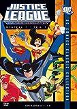 Justice League - Die Liga der Gerechten, Staffel 1.1 (2 DVDs)