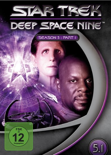 Star Trek - Deep Space Nine Season 5.1 (3 DVDs)