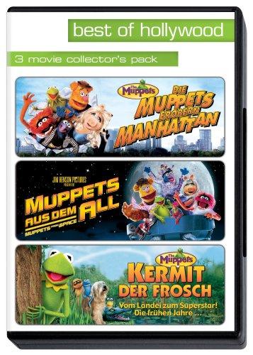 Muppets erobern Manhattan / Muppets aus dem All / Kermit, der Frosch