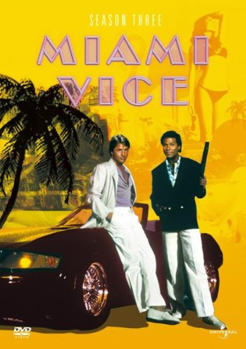 Miami Vice Season 3 (6 DVDs)