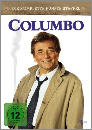 Columbo Staffel  5 (3 DVDs)