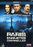 Paris enquêtes criminelles, Saison 1
