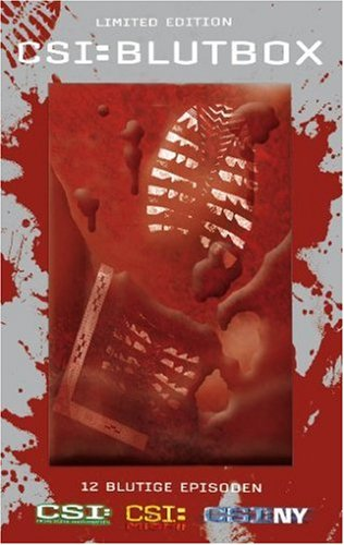 CSI: Blutbox (Starmetalpack und Blutbeutel)