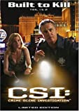 CSI: Crime Scene Investigation - Built to Kill