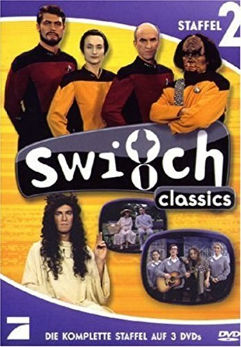 Switch Classics - Die komplette 2. Staffel (3 DVDs)