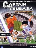 Captain Tsubasa - Kickers - Die tollen Fußballstars, Vol. 3 - Episoden 61-95 (7 DVDs)