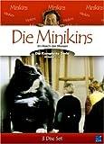 Die Minikins - Im Reich der Riesen (3er DVD Box mit 12 Folgen)
