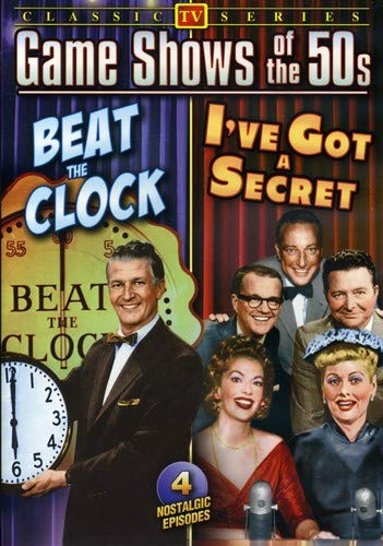 Classic 50's Shows: Beat the Clock & I've Got a Secret