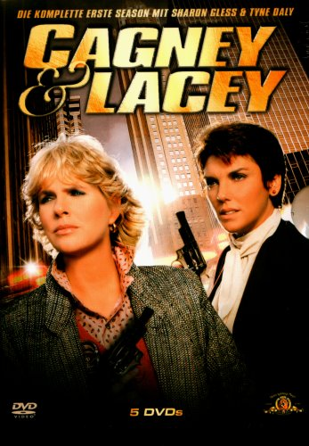 Cagney & Lacey Der wirklich wahre Anfang (5 DVDs)