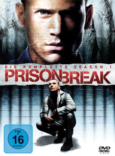 Prison Break Staffel 1 (6 DVDs)
