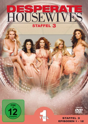 Desperate Housewives Staffel 3, Teil 1 (3 DVDs)