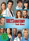 Grey's Anatomy - Die jungen Ärzte: Staffel 3, Teil 1 (3 DVDs)