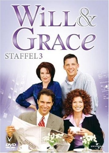 Will & Grace Staffel 3 (4 DVDs)