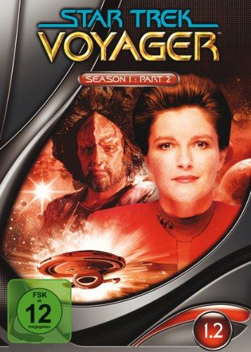Star Trek - Voyager Season 1.2 (4 DVDs)