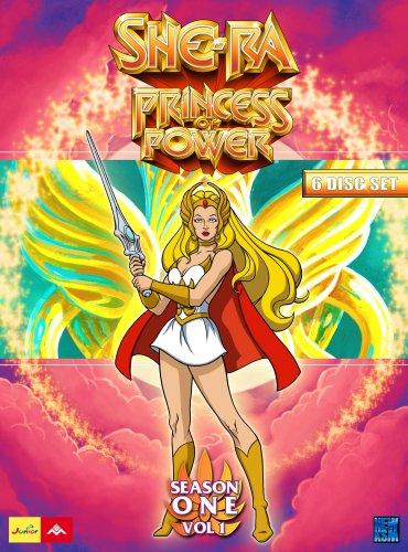 She-Ra Princess of Power - Season 1, Volume 1 (Episode 1-32) (6 DVDs)