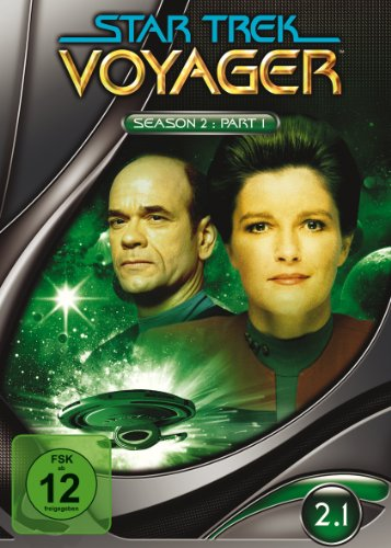 Star Trek - Voyager Season 2.1 (3 DVDs)