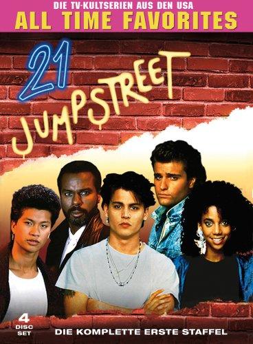21 Jump Street Staffel 1 (4 DVDs)