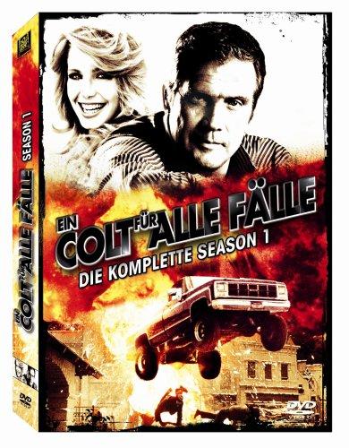Ein Colt für alle Fälle Staffel 1 (6 DVDs)