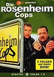 Die Rosenheim Cops - Staffel 4/Folge 1-5