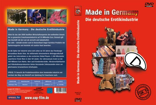 Spiegel TV Die deutsche Erotikindustrie/Made in Germany