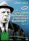 Die seltsamen Methoden des Franz Josef Wanninger 1: Folgen 1-21, s/w (3 DVDs)