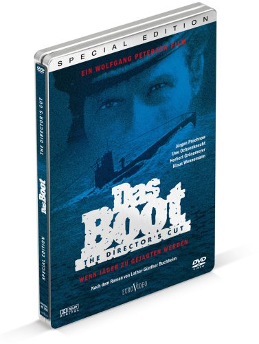 Das Boot (Director's Cut) (Steelbook) Director's Cut (Steelbook)
