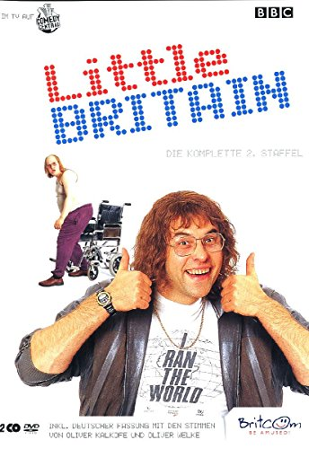 Little Britain Die komplette 2. Staffel (2 DVDs)
