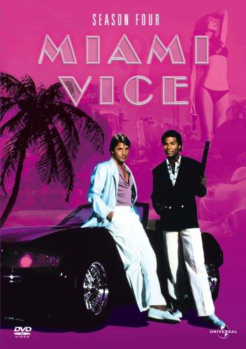 Miami Vice Season 4 (6 DVDs)