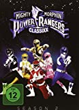 Power Rangers - Mighty Morphin Power Rangers Classixx - Season 2 (6 DVDs)