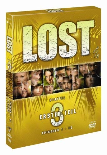 Lost Staffel 3/Teil 1 (4 DVDs)