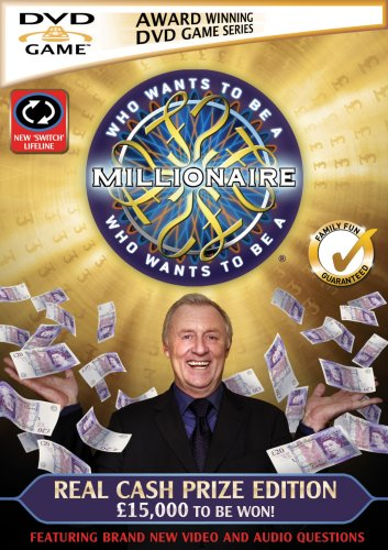 DVD-Who Wants To Be A Millionaire
