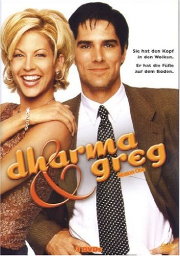 Dharma & Greg Season 1 (3 DVDs)