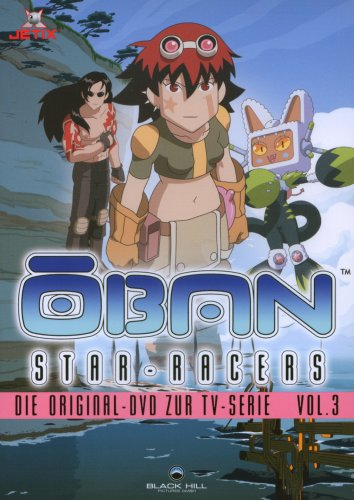 Oban Star-Racers, Vol. 3 - Episode 05-06