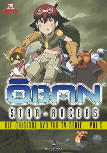 Oban Star-Racers, Vol. 5 - Episode 09-10