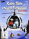 Robbi, Tobbi und das Fliewatüüt - Special Edition (digital remastered, 3D-Digipak, Soundtrack, Aufnäher, neues Bonusmaterial)