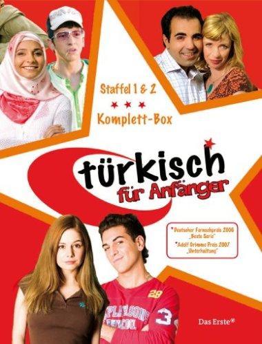 Türkisch für Anfänger Staffel 1 & 2 in einer Box (6 DVDs)