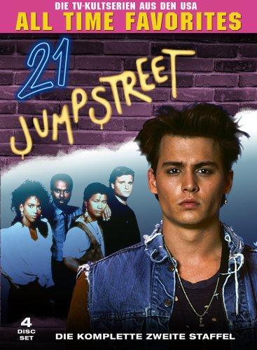 21 Jump Street - Staffel 2 (6 DVDs)