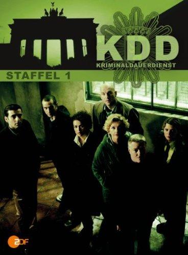 KDD - Kriminaldauerdienst Staffel 1 (3 DVDs)