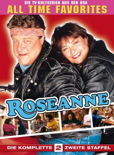 Roseanne Staffel 2 (4 DVDs)